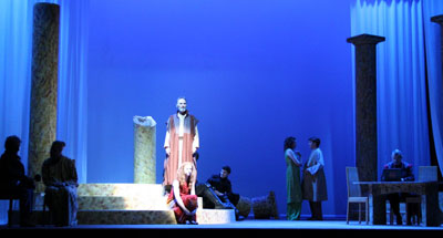The Changing Character of Creon In the Antigone